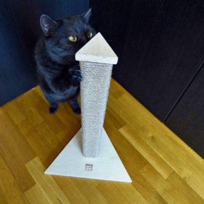 когтеточка столбик треугольный